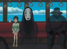 Chihiro // Spirited Away