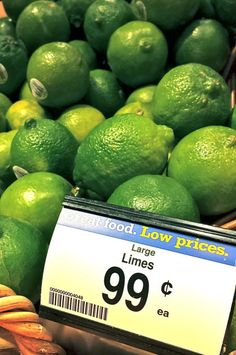 The Great Lime Shortage of 2014 - Richmond.com: Food + Drink