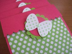 Butterfly Scrap Party #party