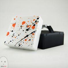 A Clockwork Orange Tasarım Kol Saati PiyuWatercolor