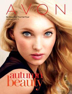 New Avon Catalog Campaign 21 -  Autumn Beauty. Shop Avon Catalog at www.ThinkBeautyToday.com #AvonCatalog #AvonBrochure #AvonCampaign21
