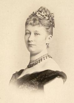 Kaiserin Augusta Victoria of Germany.