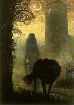 One of my favorite pieces by Zdzislaw Beksinski