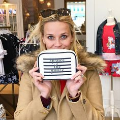 Shop Reese Witherspoon's Draper James Clutch | Instagram Fashion
