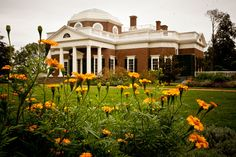 Monticello - Jefferson had an amazing mind.  His home is filled with brilliant ideas.
