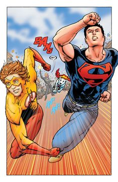 superboy | Superboy #5 , from the creative team of Jeff Lemire and Pier Gallo ...