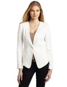 BCBGMAXAZRIA Women's Jaimy Novelty Back Jacket