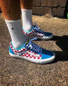 8724cef647 Golf Wang x VANS Old Skool Pro  golfshoes Custom Shoes