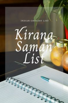 Do you want to know how to make a smart Kirana List? Here's a detailed list of Indian grocery list. Grocery Items List, Shopping List Grocery, Snacks Recipes, Yummy Snacks, Delicious Recipes, Kitchen Items List, Food Tips, Food Hacks