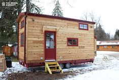 Christmas Villages, Tiny House, Shed, Outdoor Structures, Concept, Rv Camping, Tiny Houses, Barns, Sheds