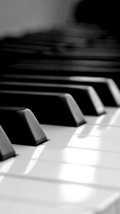 Listening to the calming sound of piano music helps me focus :)