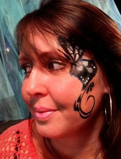 Face painting gallery by Jazz - New Orleans Face Painter Brenda Smith Face Painting Designs, Paint Designs, Adult Face Painting, Painting Gallery, Childrens Party, New Orleans, Jazz, Carnival, Mardi Gras