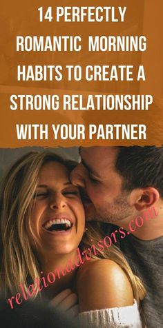 14 Perfectly Romantic Morning Habits To Create a Strong Relationship With Your Partner ! 14 Perfectly Romantic Morning Habits To Create a Strong Relationship With Your Partner ! Marriage Goals, Successful Relationships, Marriage Relationship, Toxic Relationships, Happy Marriage, Marriage Advice, Healthy Relationships, Healthy Marriage, Marriage Help