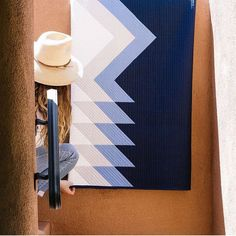 simplicity, minimalism, modern quilt