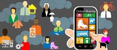Mobile and Social Shifts Grow Sharing Opportunity   The Sharing Economy, giving rise to a plethora of problem-solving and money-saving solutions.