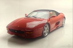 1995 Ferrari 355 Spyder