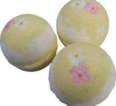 Sweet Meyer Lemon Bath Bomb LIMITED EDITION by MountainMadnessSoap, $3.50