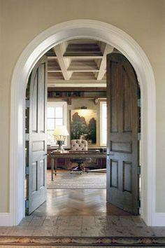 Beautiful Providence Ltd Design   ProvidenceLtdDesign   David Michael Miller Arched  Door Nice Design