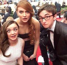 Que font les acteurs de Game of Thrones lorsqu'ils ne sont pas devant la caméra