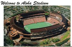 Aloha Stadium, HI
