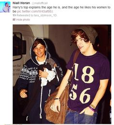 Haha, Niall! laughed so hard! (: x