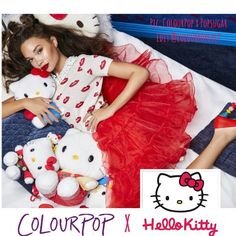 Well my mom loves #HelloKitty so I will definitely be following this launch. Repost from @colourpopcult @TopRankRepost #TopRankRepost THE KITTY IS OUT OF THE BAG!!!!!!! Launching in time for @hellokitty 's bday NOV 1st: @COLOURPOPXHELLOKITTY dropping for the Sanrio obsessed (guilty! But my character was chococat lol) deets from @popsugar: lineup will consist of everything from eye shadows and lip colors to cheek hues and highlighter. The cute product names are all inspired by her life…