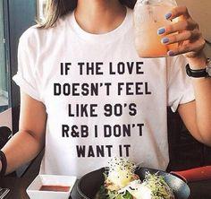 90s R&B Hip Hop T-Shirt