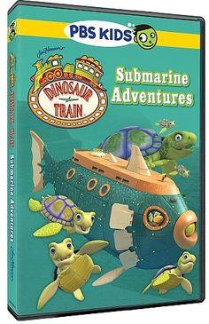 "DVD ""Dinosaur Train: Submarine Adventures"" (& 5 Winners Giveaway Ends 3/29) http://momandmore.com/2013/03/dinosaur-train-submarine-adventures.html"