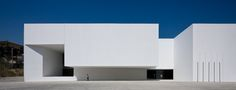 Built by Aires Mateus in Santo Tirso, Portugal with date 2009. Images by João Morgado. The plot assimilates a sequence of different levels, that can be seen from the higher city, in different points and m...