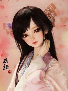 球体関節人形 Xi Shi 63.8cm 女