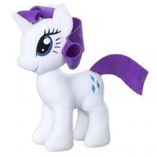Hasbro My Little Pony Plush Toy - Rarity (C0110)