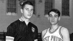 Mike Krzyzewski and Bob Knight, back in the day. #903 #duke #basketball #knight