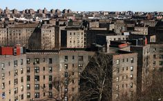 Red Hook Projects Brooklyn | the largest public housing project in america: the queensbridge houses ...