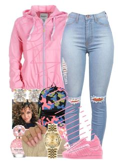 """""""Last Day Till Spring Break """" by marriiiiiiiii ❤ liked on Polyvore featuring Anita Ko, Casetify, Marc Jacobs, Gucci and Rolex"""