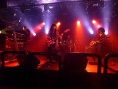 HALL OF GLASS Live Photo Pochiko:Vo&B, Kazurou:KB, Purimichi:Dr, Akira:G