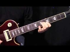 """how to play Crossroads by Cream_""""Eric Clapton""""- intro and first guitar solo lesson - YouTube"""