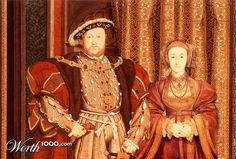 Henry VIII and Anne of Cleves - Tudor History Photo (31256908 ...