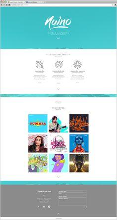 Nuino | Design and Illustration