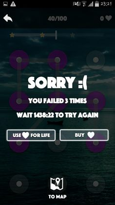 I failed 3 times again  ...the 40th level... try and share your expirience. #free #game #download