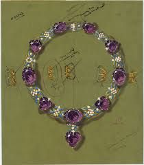 Image result for sketches of diamond necklaces