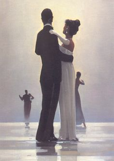 This is actually on my wall already  :) by Jack Vettriano