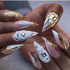 #nails #nailart (credits to the artist)