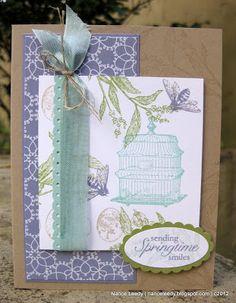 Stampin' Up! SU by Nance Leedy, Canopy Crafts