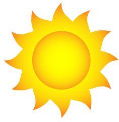 sun clipart decorative sun clip art vector clip art online rh pinterest com clip art sunflower images clip art sunflowers free