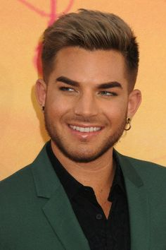 Adam Lambert iHeartRadio awards May 2014 love this look and every look of his