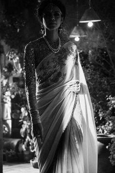 PCJ Delhi Couture Week 2013 : Sabyasachi Mukherjee by manish mansinh, via Behance