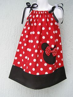White Minnie Mouse Dress by LollipopsandZebras on Etsy $30.00   Mary Lou Clothes   Pinterest   Minnie mouse & White Minnie Mouse Dress by LollipopsandZebras on Etsy $30.00 ... pillowsntoast.com