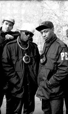 Public Enemy was establish in 1982, they are known for their politically charged music and criticism of the American media.