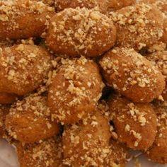 Γεύσεις της Εύβοιας: Τα μελομακάρονα της Φιλιώς