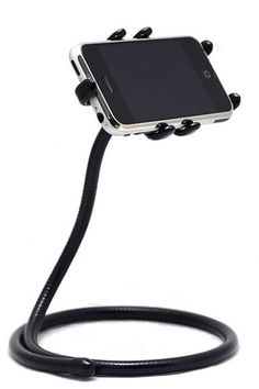 Ever thought you needed a quality flexible holder for your iPhone / iPad / Smartphone / Tablet in places where normal holding stands wouldn't work? Just looking at the picture above and you will know exactly what I mean! Oh, and make sure it's flexible! #holder #iphone #ipad #smartphone #tablet #holder #periscope #scoper #mglobe